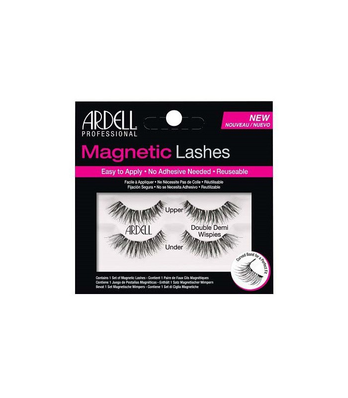 c3f060af483 Ardell Magnetic Lashes Double Demi Wispies - Beauty Bean